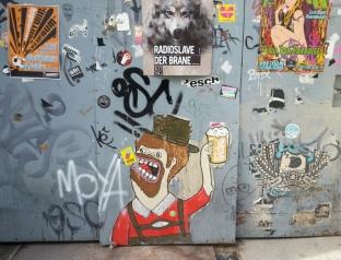 Looks familiar! http://www.munich-street-art.de/